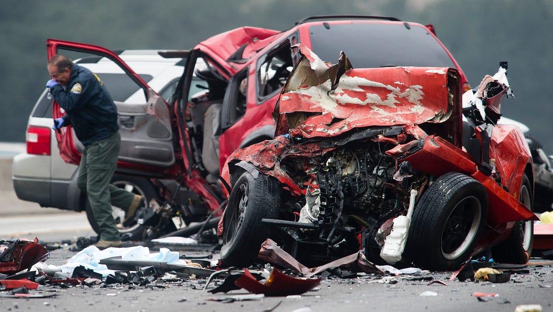 Teenage Driver Crash Statistics - California