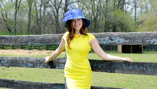 Steeplechase Fashion  at LongHaven Farm in Franklin, Tenn