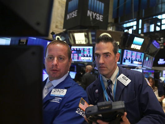 Stocks surge at the open: Dow up more than 250 points