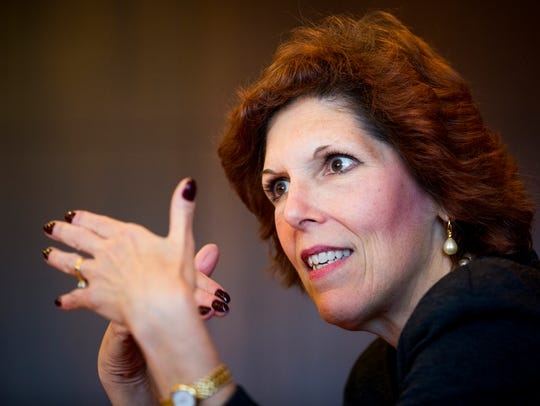Loretta Mester is the president of the Cleveland Federal
