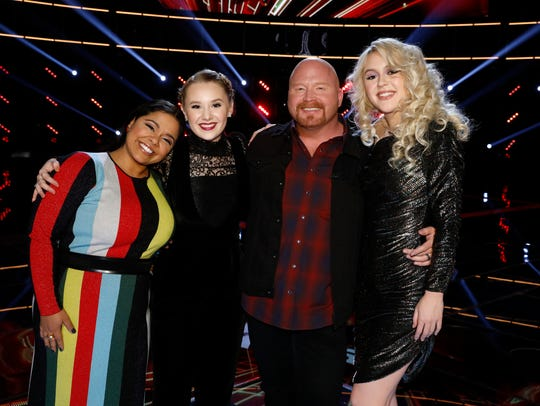 'The Voice' crowned a new winner on Tuesday! The four