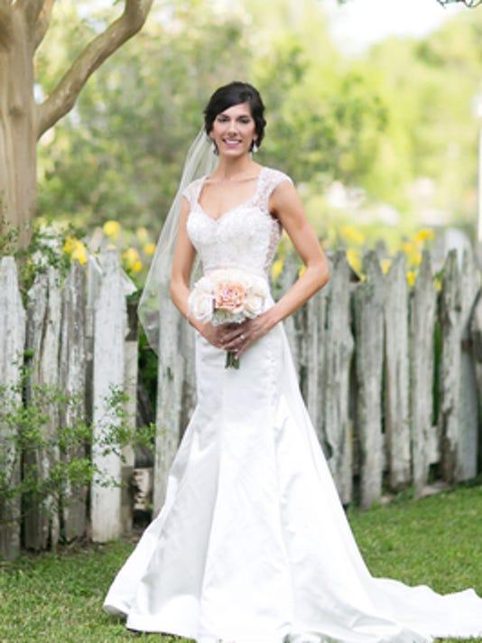 Weddings: Ashley Delahoussaye & Montana Howell