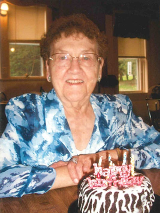 Anniversaries: Happy Birthday 90th & Loretta Dullinger