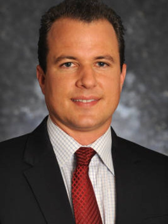 New Mexico State Associate Head Coach Paul Weir. (Courtesy Photo)