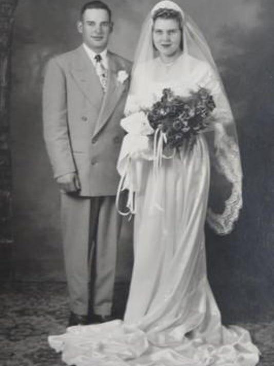 Anniversaries: Marvin Ulmer & Betty (Stern)  Ulmer