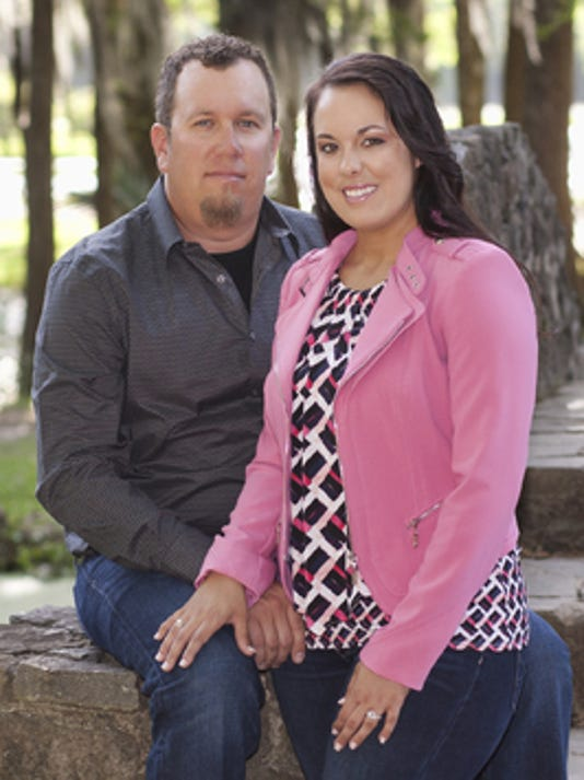 Engagements: Brittany Webre & Brandon Darby
