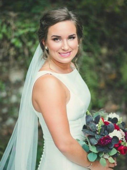 Weddings: Catherine Russo & William Burch