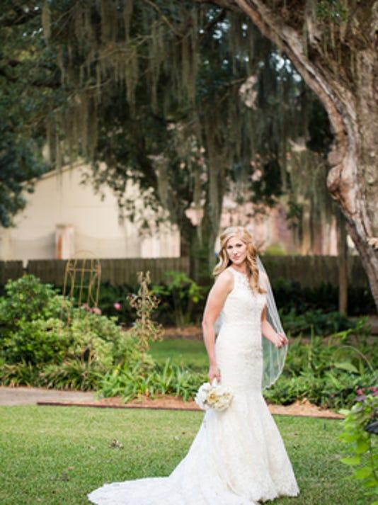 Weddings: Emily Comeaux & Thomas Hebert