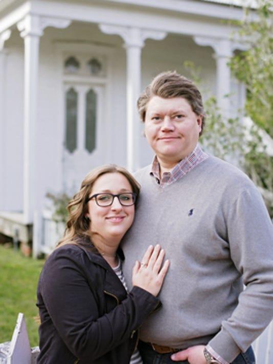 Engagements: Erin Camille & Tait Jordan Berlier