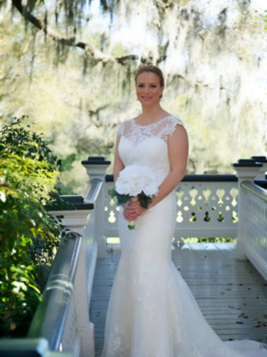 Weddings: Jennifer David & Bret Hamilton