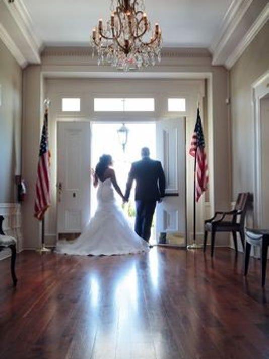 Weddings: Chamise Sibert & Darren Parson