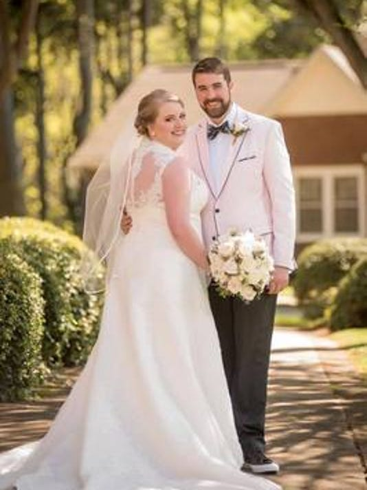 Weddings: Allison Merrill & Brandon Vanhook