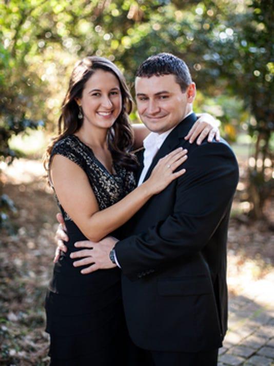 Engagements: Lauren Sonnier & Bryan Bergeron