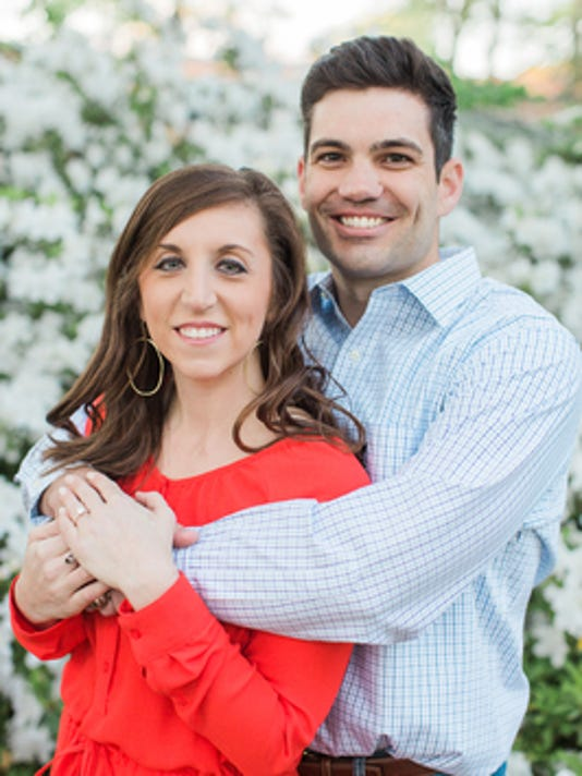 Engagements: Kathryn Ann Harris & William David Stanford