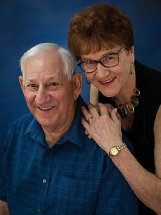 Anniversaries: Lowell VanLiere & June VanLiere