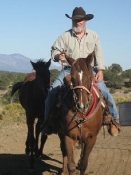 Poet and author John P. McWilliams will speak at Capitan Public Library's First Friday Lecture series at 7 p.m. Friday.