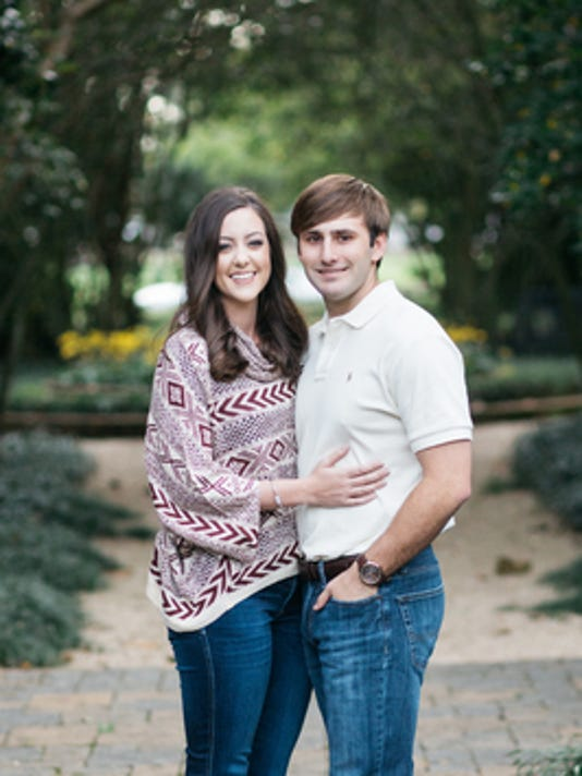 Engagements: Aimee Duhon & Landon Latiolais