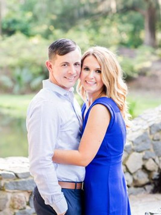 Engagements: Kayla Breazeale & Andrew Daughdril