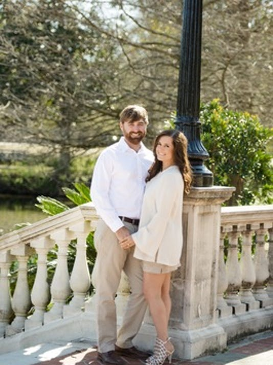 Engagements: Francesca Kizer & Ryan Campbell