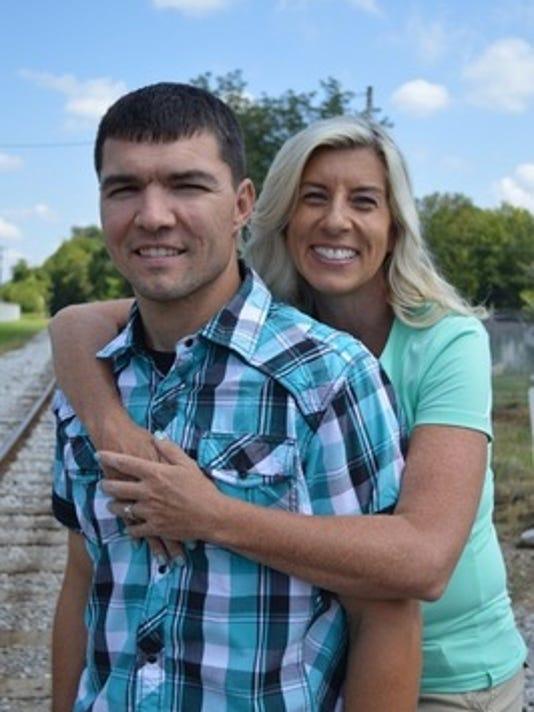 Engagements: Tony Kinslow & Stephanie Choate