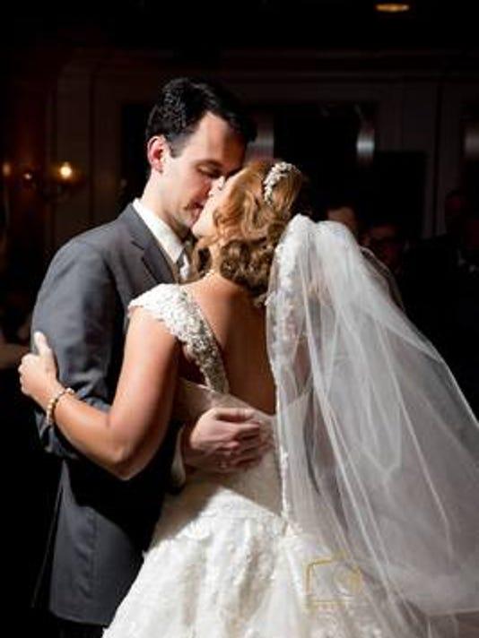 Weddings: Evan Weatherby & Marissa Weatherby
