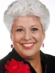 Mayoral candidate Nelda Martinez