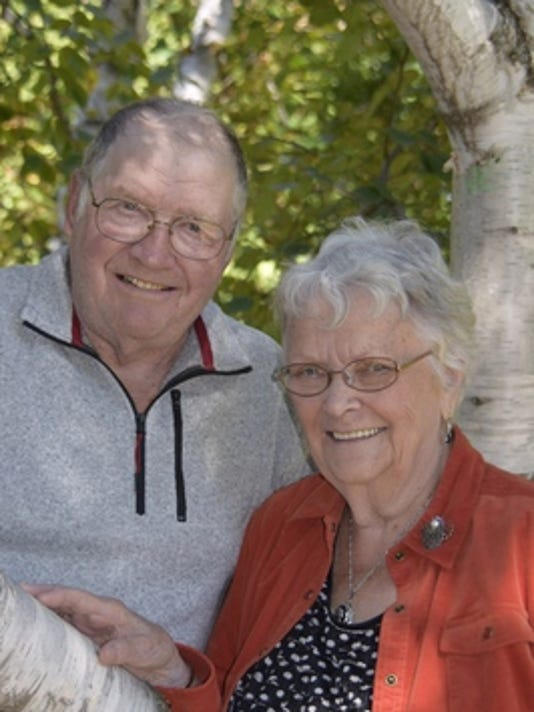Anniversaries: Jim Asmussen & Mary Asmussen