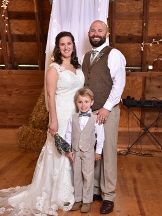 Weddings: Dillon Ramsey & Megan Trasport