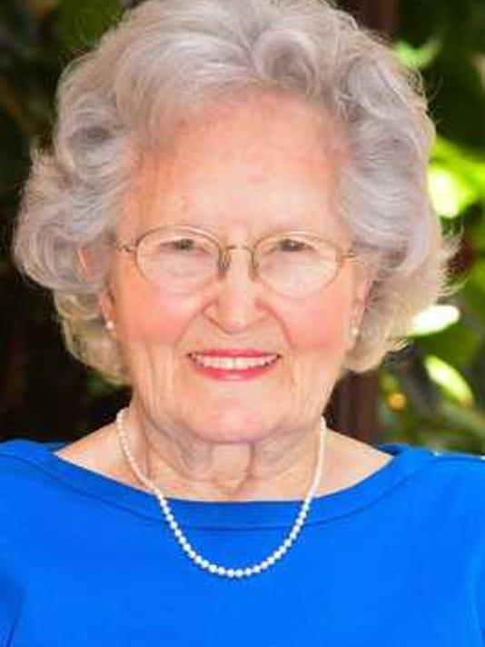 Birthdays: Gertie Hagen