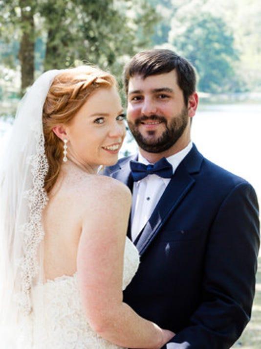 Weddings: Ashley Robertson & Nick Fox