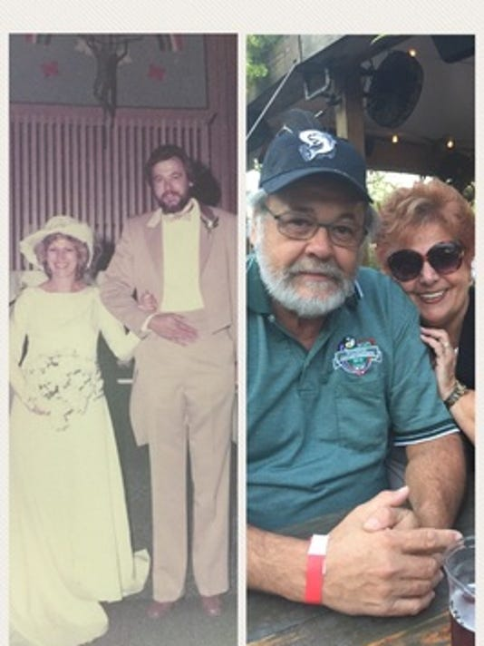 Anniversaries: Ken Bey & Diana Tusi-Bey