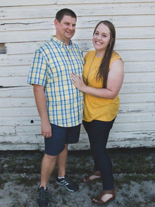 Engagements: Shannon Warren & Jeff Stem