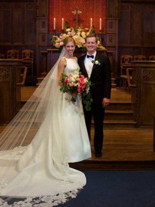 Weddings: Natalie Grace Blackburn & James Matthew Evans