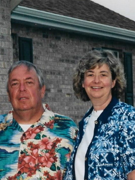 Anniversaries: Tom Beach & Joanne Beach
