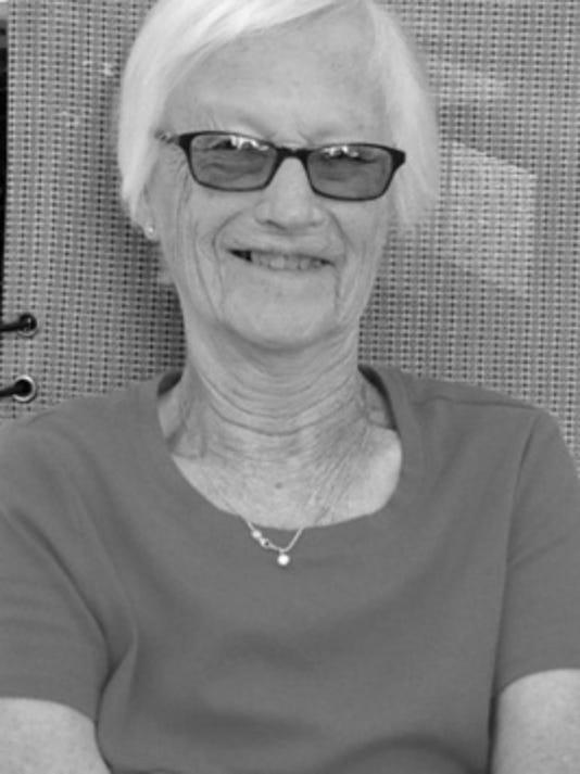 Birthdays: Marilyn Van Ash