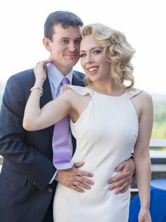 Weddings: Alison Devenny & Kells Hetherington