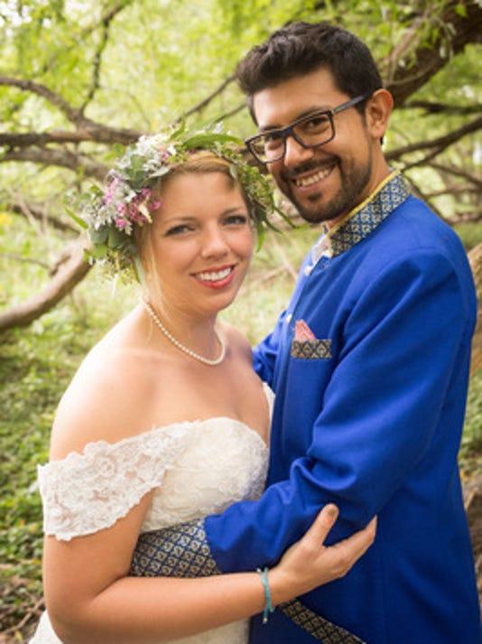 Weddings: Lauren Baker & Luis Daniel Sanchez