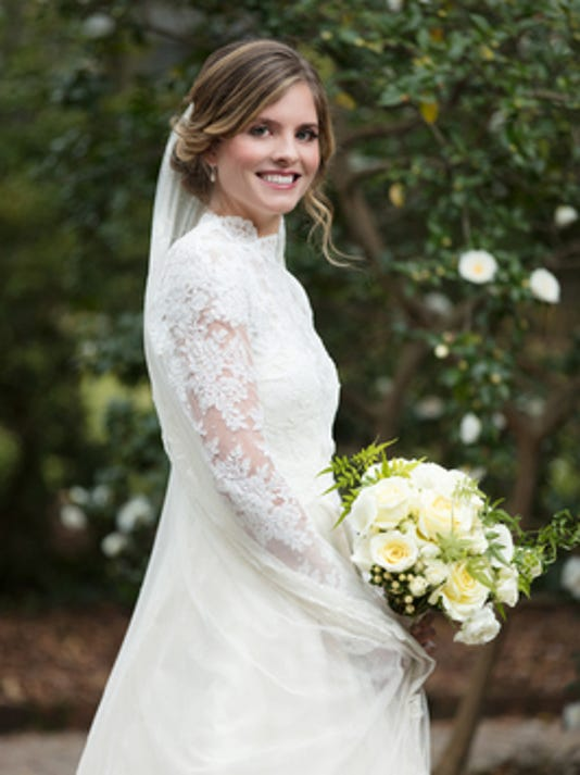 Weddings: Elizabeth Seabrook & David McCutchen
