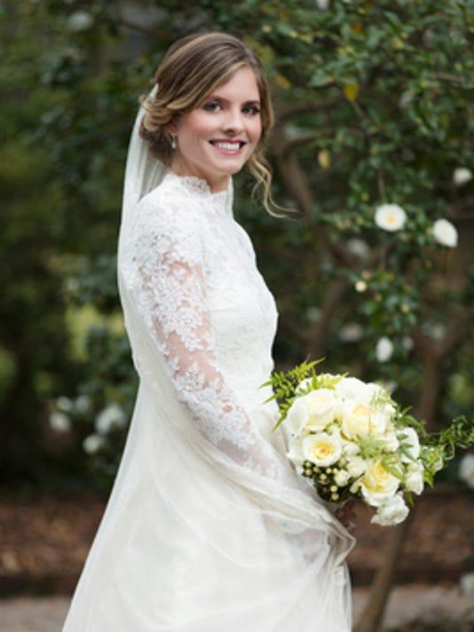Weddings: Elizabeth Seabrook & David McCutchen