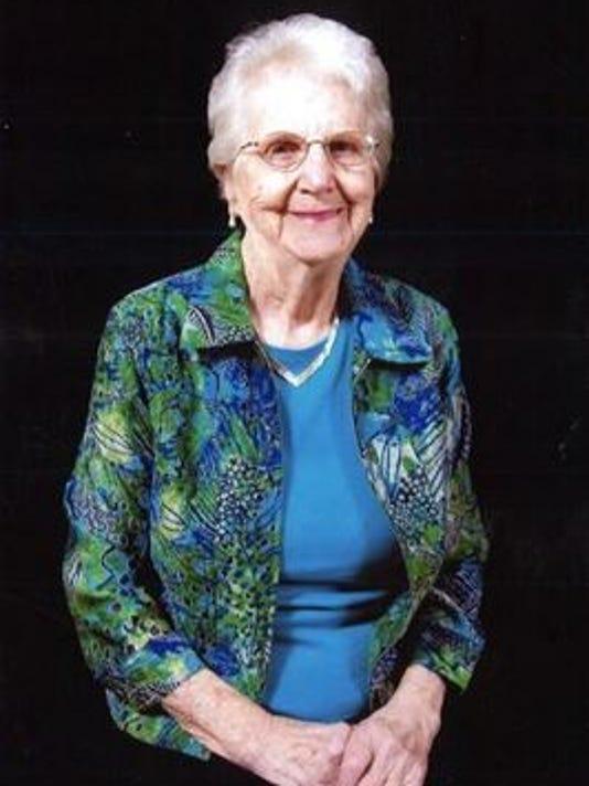 Birthdays: Ruth Byg