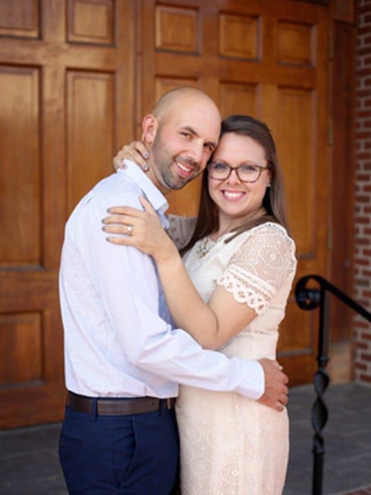 Engagements: Kristen Larson & Zachary Simons