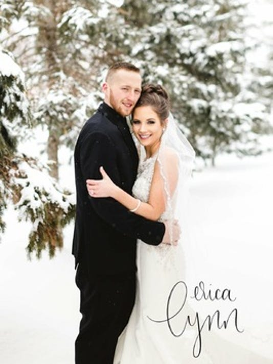 Weddings: Brianna Berglund & Tyler Sprecher