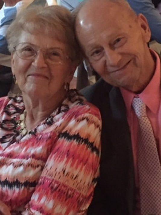 Anniversaries: Richard Baker & Maxine Baker