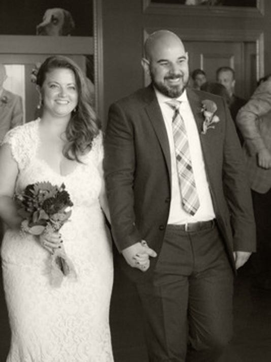 Weddings: Kathryn Leigh Clores & Jeffrey Vincent Fucci, Esq.