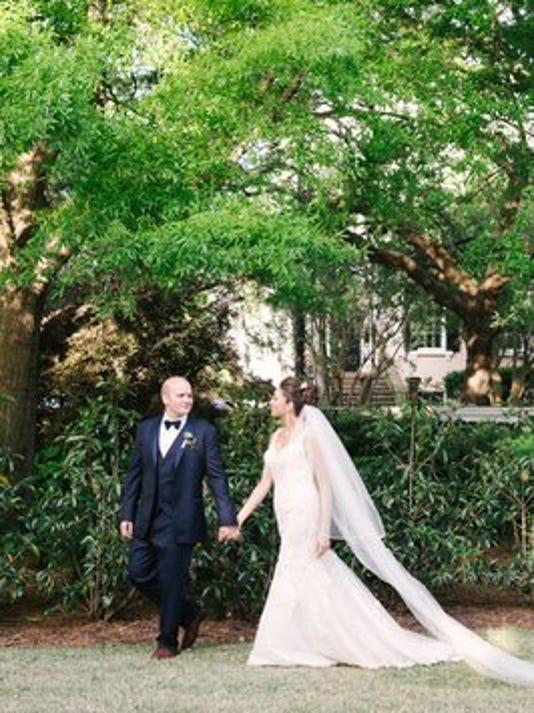 Weddings: Lauren Trammell & Dan Reach
