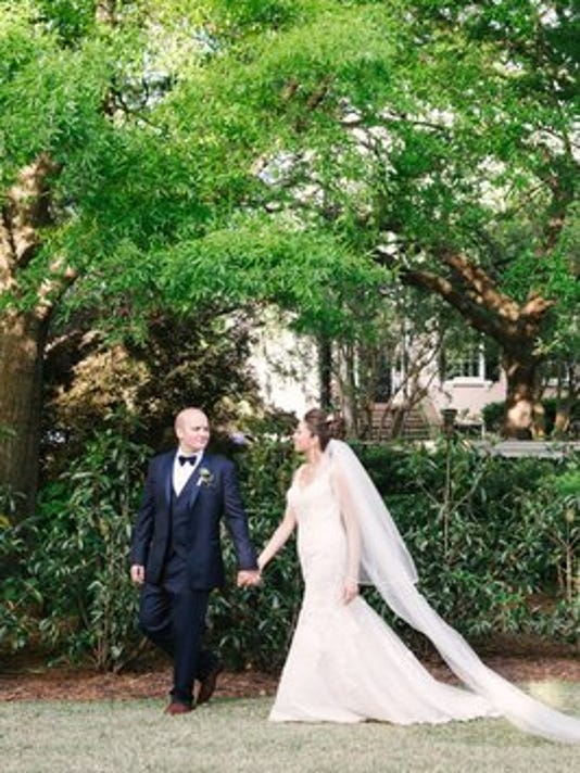 Weddings: Lauren Trammell & Dan Reach
