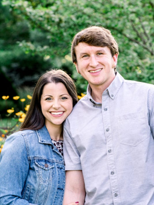 Engagements: Alissa wyatt & Steven Estes