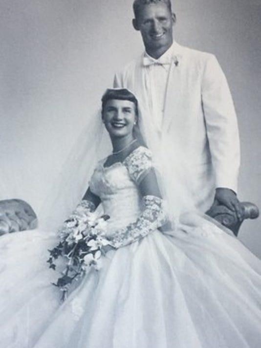 Anniversaries: Howard Ponder & Claudette Ponder