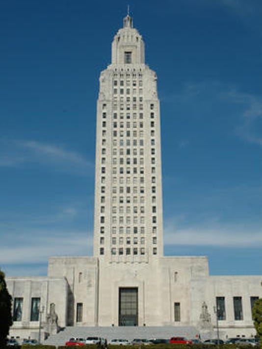 State Capitol, to use as 1-col. logo with legislative stories