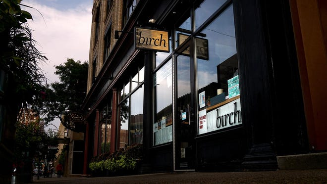 Birch, a restaurant in downtown Providence, will close for good next month, joining many other casualties of the COVID-19 pandemic. Workers in food service and accommodation have taken the hardest hit, losing 34,400 jobs -- two-thirds of the entire sector -- the highest percentage in New England and well above the national rate.